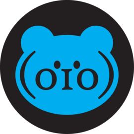 The blue bear logo of the PursuedPyBear project.